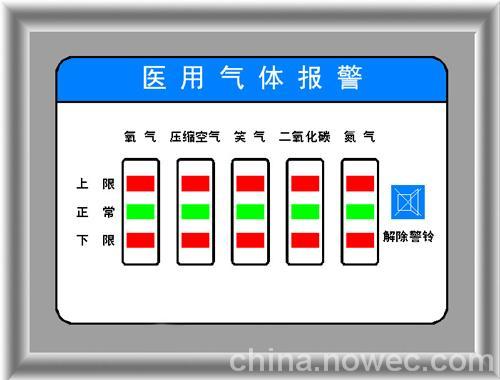 黑龙江中控气体报警箱